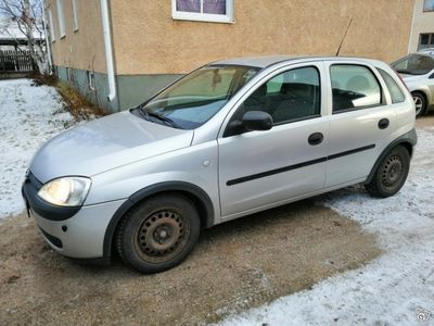 gebraucht Opel Corsa -01