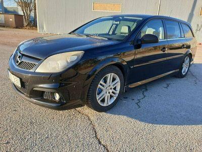 begagnad Opel Vectra OPC