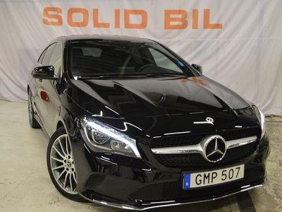 begagnad Mercedes CLA220 Shooting Brake d 220d/BRAKE/AUT/DRAG/BACKKAMERA