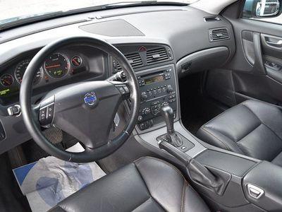 begagnad Volvo S60 2,4 D AUT SKINN 1ÄGARE 2008, Sedan 74 900 kr