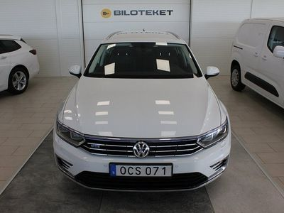 begagnad VW Passat Variant 1.4 GTE SC Dragpaket DSG Hybrid