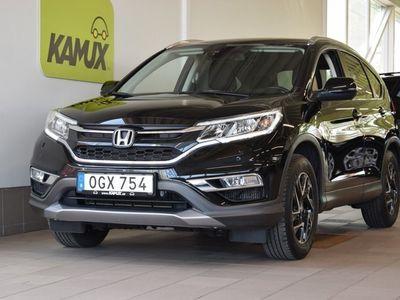 gebraucht Honda CR-V 1.6 i-DTEC 4WD SoV 160hk 2016 HEMLEVERANS