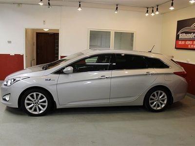begagnad Hyundai i40 1.7 CRDi / Business 10000 mil