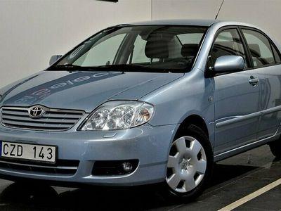 begagnad Toyota Corolla Sedan 1.6 VVT-i NyBesiktigad *8800 mil* 110hk
