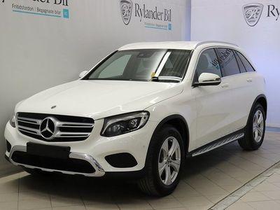 begagnad Mercedes GLC220 d 4MATIC Exclusive