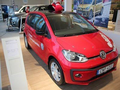 begagnad VW up! High75hk 5dörrar