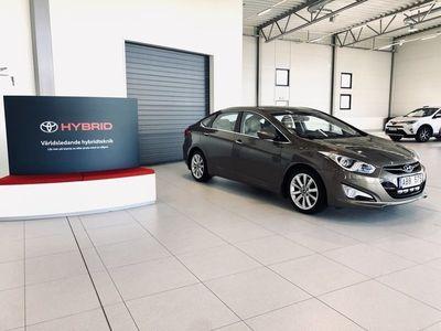 begagnad Hyundai i40 1.7 CRDi Sedan (136hk) Aut