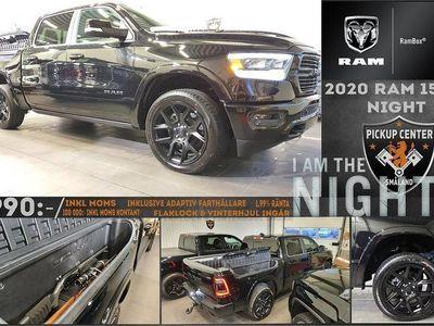 begagnad Dodge Ram LARAMIE ALL-NIGHT 4990:-/ mån inkl moms* (Flaklock+Vint