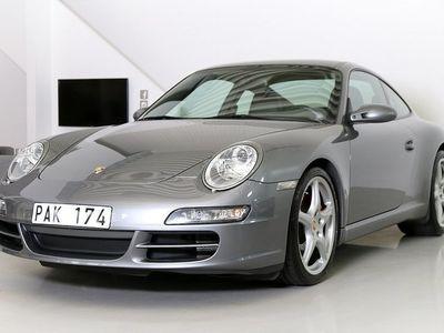begagnad Porsche 911 Carrera S Manuell Svensksåld -06