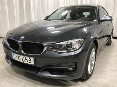 brugt BMW 318 Gran Turismo d F34, Advantage Edition