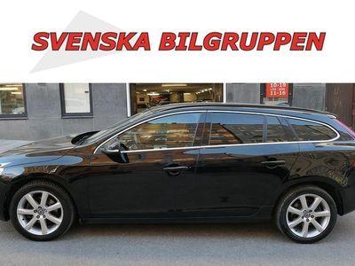 begagnad Volvo V60 D3 Momentum Euro 6 150hk Värmare S-V Alu Kombi