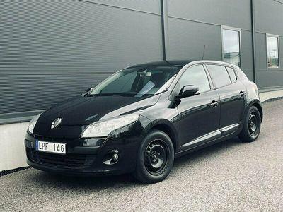 begagnad Renault Mégane 1.6 E85 110hk Drag/M-värmare