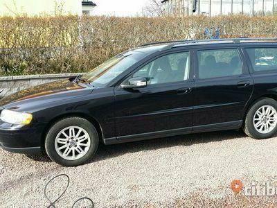 begagnad Volvo V70 säljes