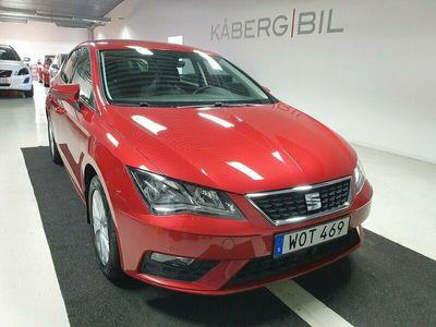 begagnad Seat Leon 1.2 TSI Euro 6 110hk / 2400mil / Toppskick