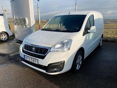 begagnad Peugeot Partner L1 BlueHDi 100 HK Euro 6