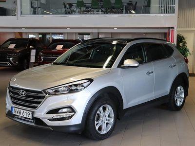 begagnad Hyundai Tucson 1.6T Aut Premium 177hk