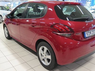 begagnad Peugeot 208 5D Active PureTech 82