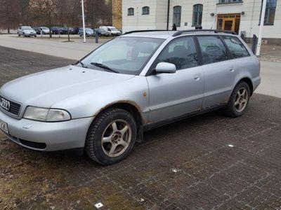 begagnad Audi A4 Avant 1.8T -98