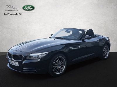 begagnad BMW Z4 sDrive18i 156hk / Mycket fint skick/ S