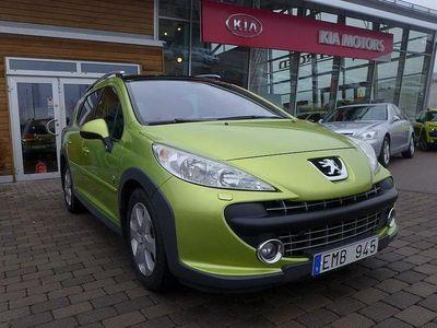 begagnad Peugeot 207 Outdoor SW 1,6 HDi Glastak-Vinterhjul 2008, Halvkombi 58 500 kr