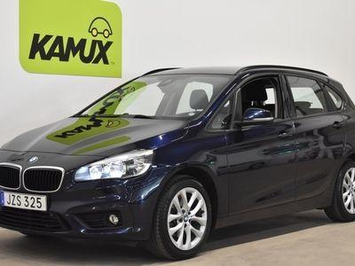 begagnad BMW 218 Active Tourer d Aut Drag S&V-Hjul (150hk)