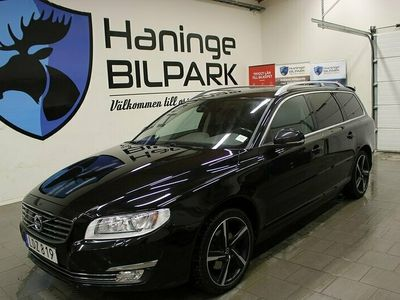 begagnad Volvo V70 D3 Summum / NAVI / VOC / DRAG / Euro 6 150hk