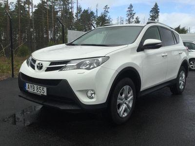 used Toyota RAV4 2.0 VVT-i (151hk)