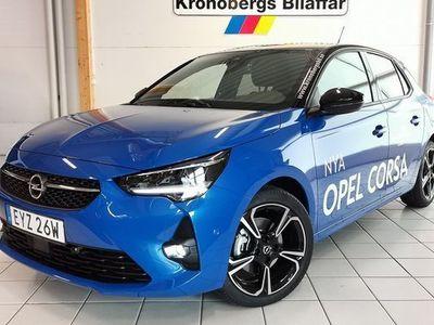 begagnad Opel Corsa GSi 1.2 Turbo Automat 2020, Halvkombi 199 900 kr