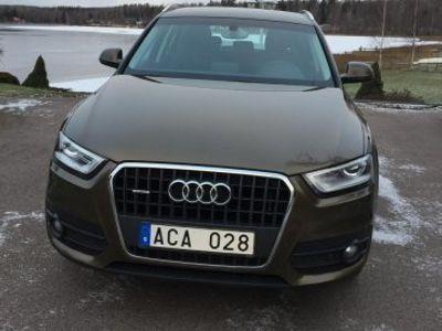 gebraucht Audi Q3 2.0 TDI quattro 177 hk S tronic -14