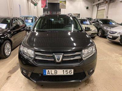 begagnad Dacia Logan MCV 0.9 TCe 90hk / Lev nybesiktigad