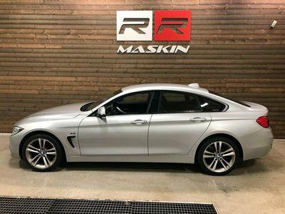 begagnad BMW 420 Gran Coupé d xDrive Sport Line 184hk *Drag*