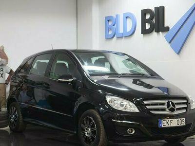 begagnad Mercedes B180 B BenzNGT BlueEFFICIENCY NYBES 2010, Halvkombi Pris 59 900 kr