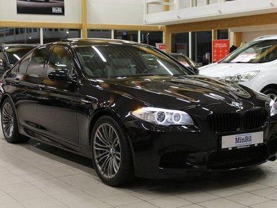 begagnad BMW M5 dct 560hk svensksåld full utr se spec -13