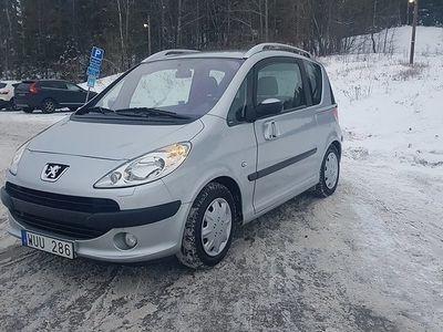 begagnad Peugeot 1007 1.4 73hk -Kamrem bytt ,Som nybi -05