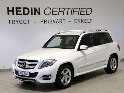 brugt Mercedes GLK220 4MATIC / DRAGKROK / 1 ÄGARE