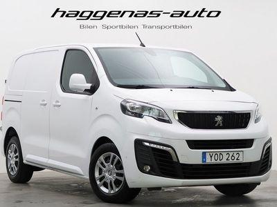 begagnad Peugeot Expert 1.6 BlueHDi / Backkamera / Dra