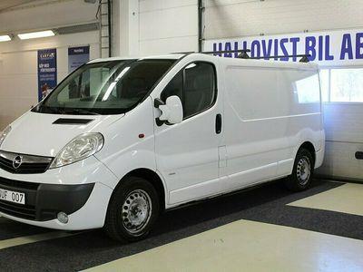 begagnad Opel Vivaro Van 2.0 CDTI 115hk L2H1