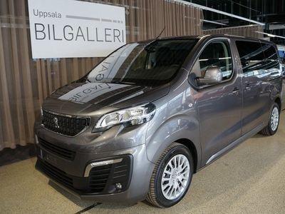 begagnad Peugeot Traveller Business Blue HDI 180hk Aut 9sitsig/Läder