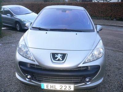 begagnad Peugeot 207 1,6 Automat 8500MIL