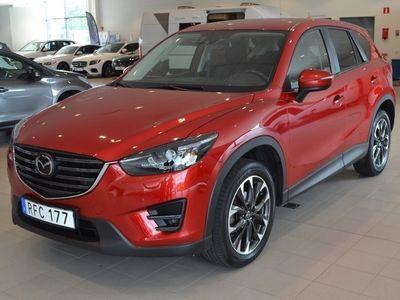begagnad Mazda CX-5 2.5 AWD Aut Optimum Navi (192hk)