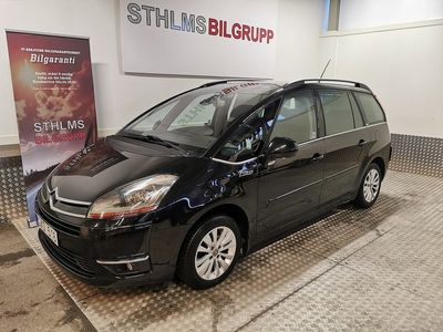 begagnad Citroën Grand C4 Picasso 2.0 HDiF AUT 7-sits 136hk Ny kamrem