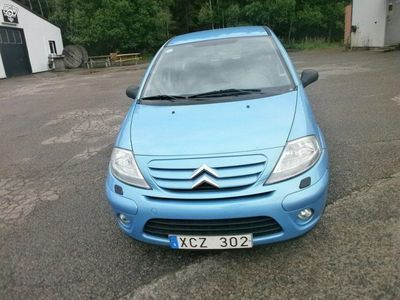 used Citroën C3 1.4 73hk