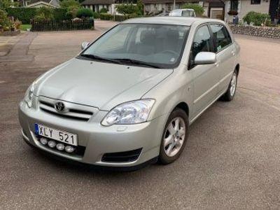 begagnad Toyota Corolla 1.6 -05