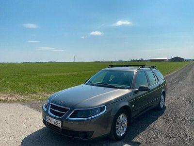begagnad Saab 9-5 2.0T Endast 11200Mil