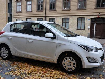 begagnad Hyundai i20 5-dörrar