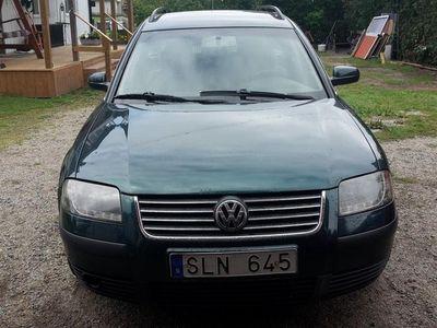 begagnad VW Passat Variant 1.8