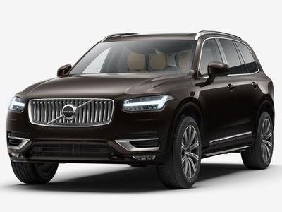 begagnad Volvo XC90 B5 AWD Diesel Inscription 7-säten,