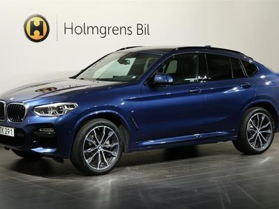begagnad BMW X4 xDrive20d M-Sport/ Connected/ Winter