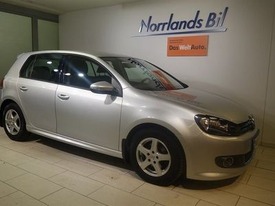 begagnad VW Golf 1,6 TDI 105hk Bluemotion -12