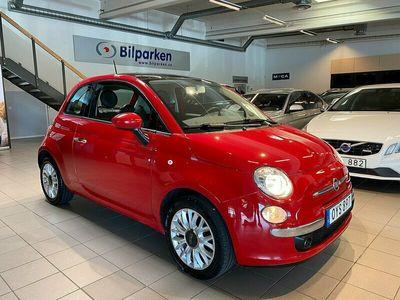 begagnad Fiat 500 1.2 Lounge Euro 6 69hk